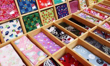 Hankachi Taschentuch auf Japanisch